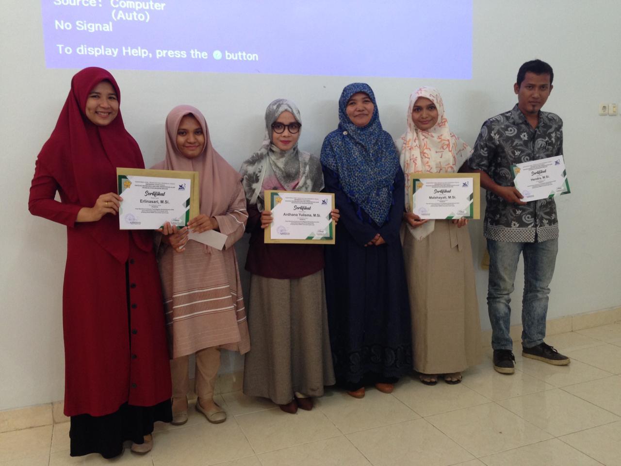 Keterlibatan Alumni dalam Kegiatan Workshop Revisi Kurikulum Magister Biologi